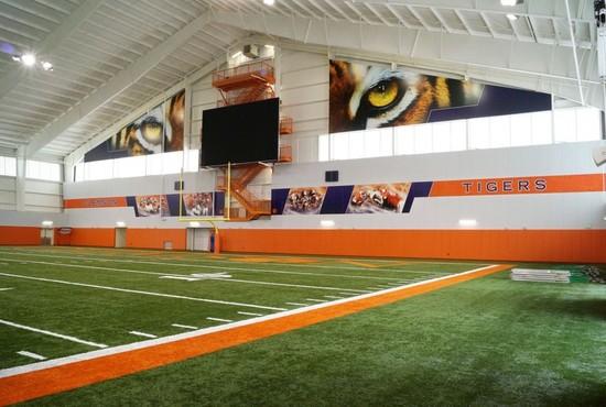 Clemson Football Practice Facility
