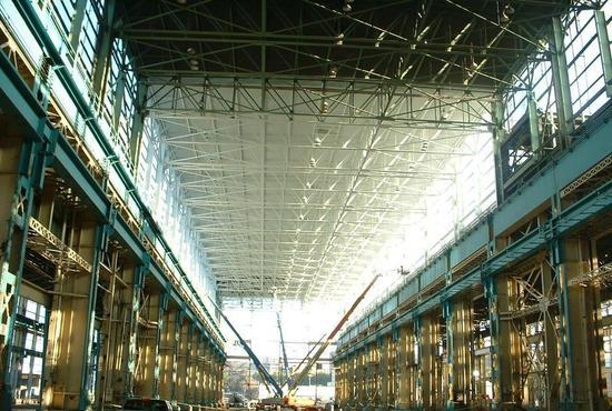 Major Ceilings / Facility Upgrades