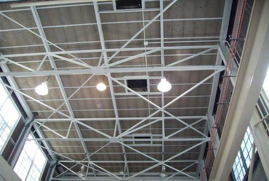 Hangers/Overhead Ceilings